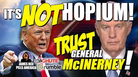 "IT'S NOT HOPIUM!"" NatSec Expert Mary Fanning's Latest EPIC Interview: Trust Genl McInerney's Intel!"