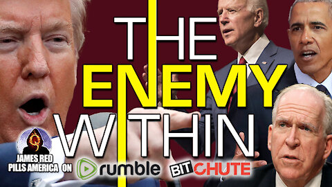 ENEMIES WITHIN! Electi0n C0up 2O2O: 0bama, Blden, Brennan, the [DS], Fox News - C0mmie lnfiltration!