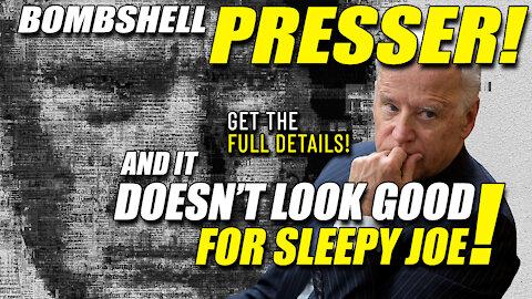 EXPLOSIVE NEW CHARGES! Ex-Hunter Biden Associate Tony Bobulinski Holds Presser & DROPS SOME BOMBS!