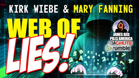 WEB OF LIES! MOAB Dropper & NSA Whistleblower Kirk Wiebe & NatSec Expert Mary Fanning Scorch Earth