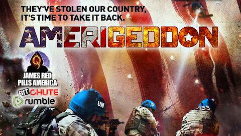 Ameri-Geddon: Civil War & Martial Law in America (BANNED Hollywood Movie 2016)