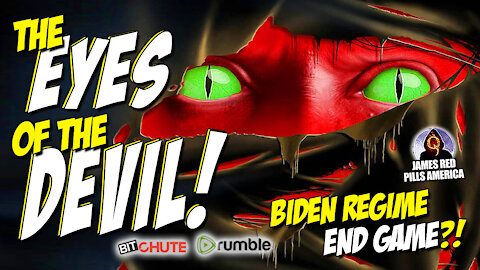 Eyes Of The Devil: The Biden Regime's End Game & The Dark World of Child Trafficking & Organ Harvesting