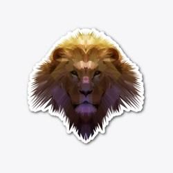 Jesus The Lion Merchandise Standard T-Shirt Front