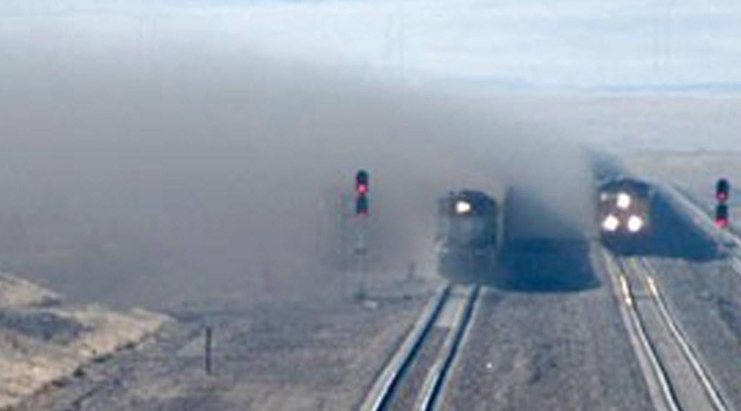 Coal Trains – Coal Dust