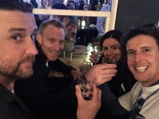 Tequila Cinco de drinko