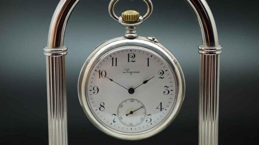 Longines Pocket watch Circa 1909