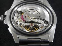 Rolex mechanism