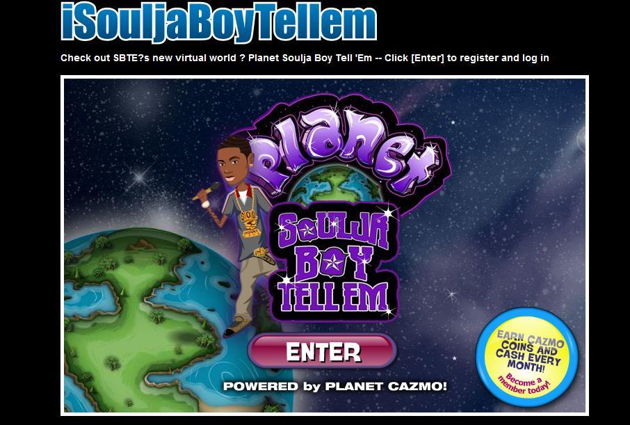 soulja boy site