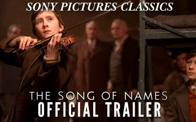 The Song of Names – Coming Soon