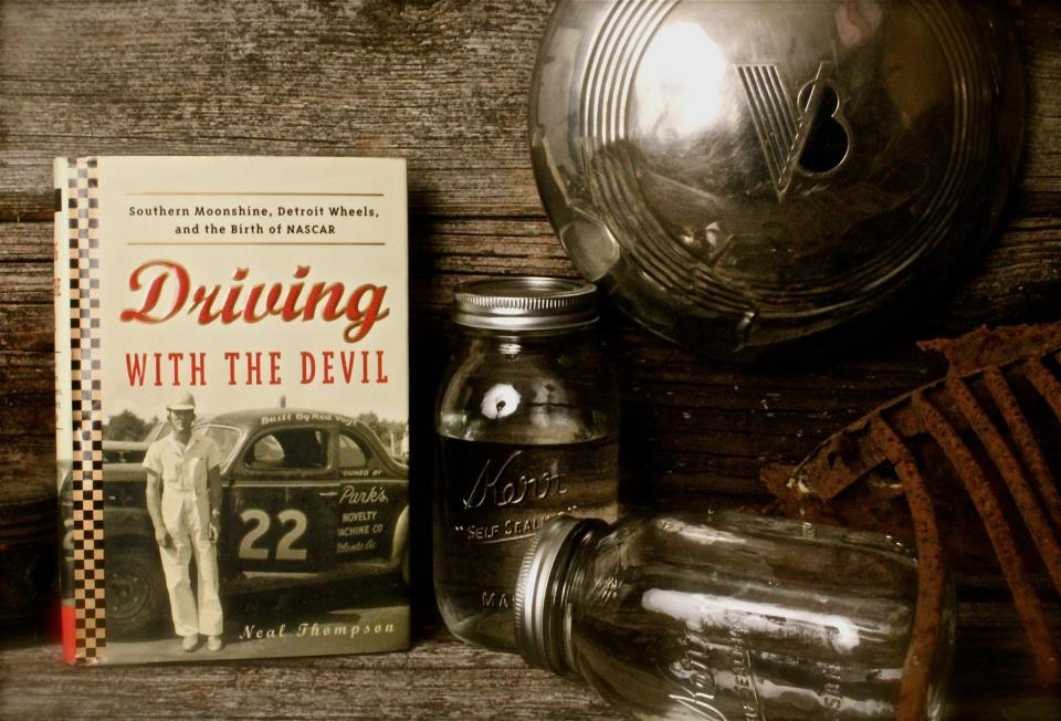 Driving with the Devil – Audio Book