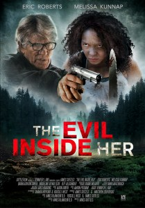 The official poster for The Evil Inside Her