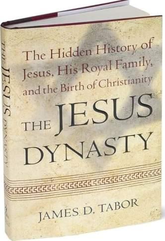 Jesus Dynasty Hardcover