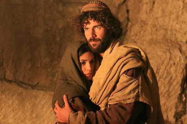 Jesus & Mary Magdalene