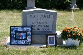 Olof's Tombstone and Memorials