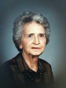 Hazel Mae Tabor 1916-2007