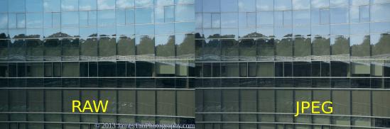 SELP1650 - 35 mm Distortion Comparison