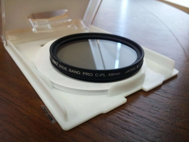 49 mm Circular Polarized Filter