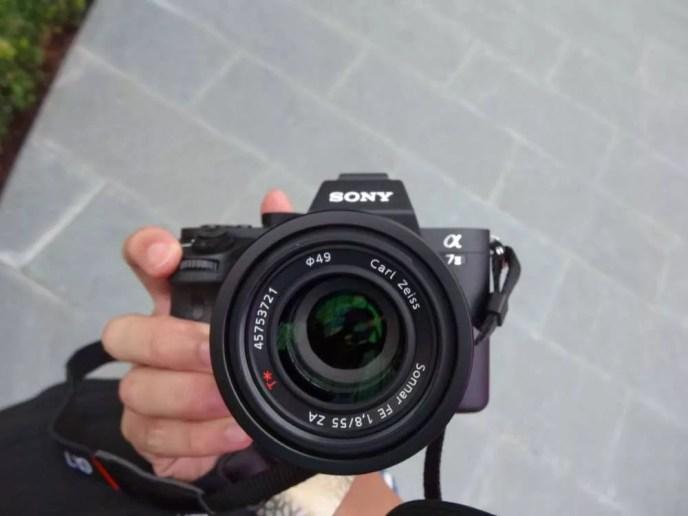 Sony A7 MK II