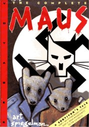 Art Spiegelman writes a harrowing tale of a Holocaust survivor in his graphic novel Maus