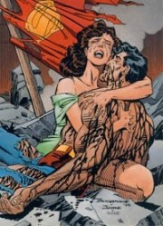 The Death of Superman was a big seller for DC.