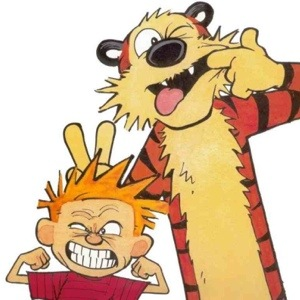 Writing Lessons from Calvin & Hobbes