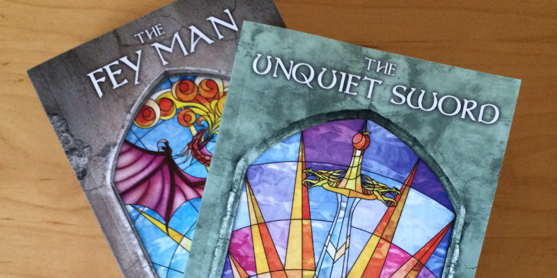 The Unquiet Sword Giveaway