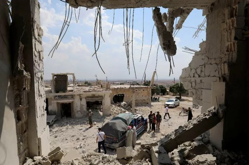 Turkey, Russia agree borders of Idlib demilitarised zone
