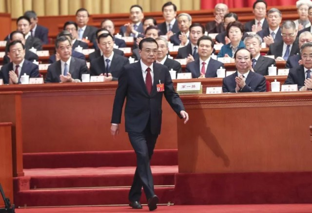 Economic Themes from the National People's Congress Illustrate CCP Concerns for Social Stability