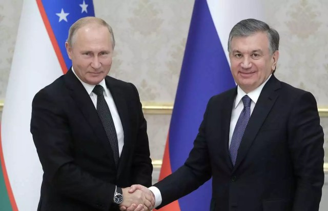 In Uzbekistan, Western Powers Compete for Influence With Russia