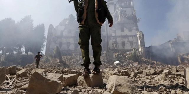 Yemen: War Without End