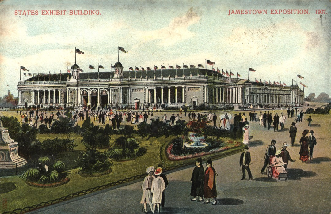 06PCJamestown Exposition00034 - State's Exhibit bldg copy