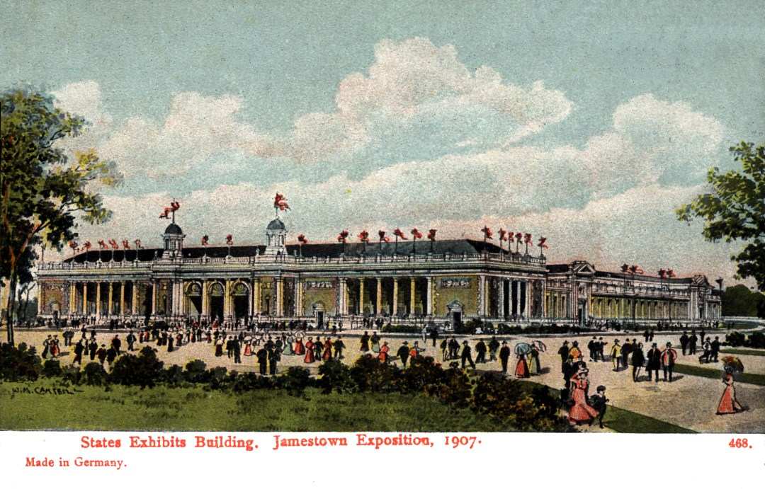 06PCJamestown Exposition00210 - State's Exhibit bldg copy