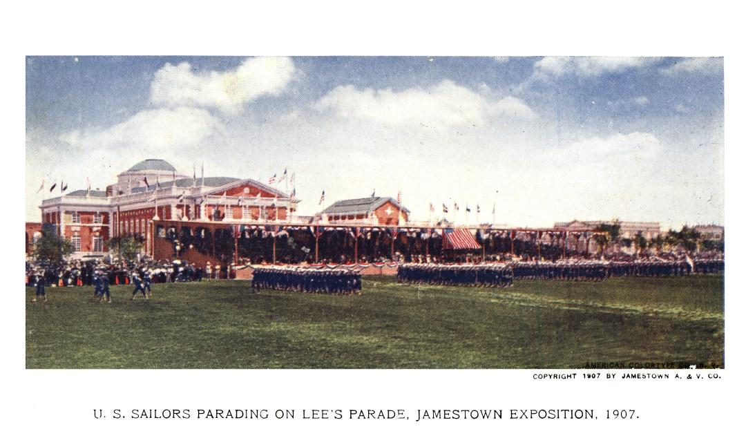 06PCJamestown Exposition00224 - Lees Parade copy