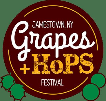 Grapes & Hops Logo