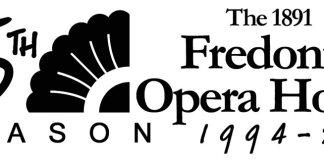 1891 Fredonia Opera House logo