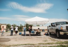 Mobile Market at Gateway Center; photo by Rowen & Eden Photography