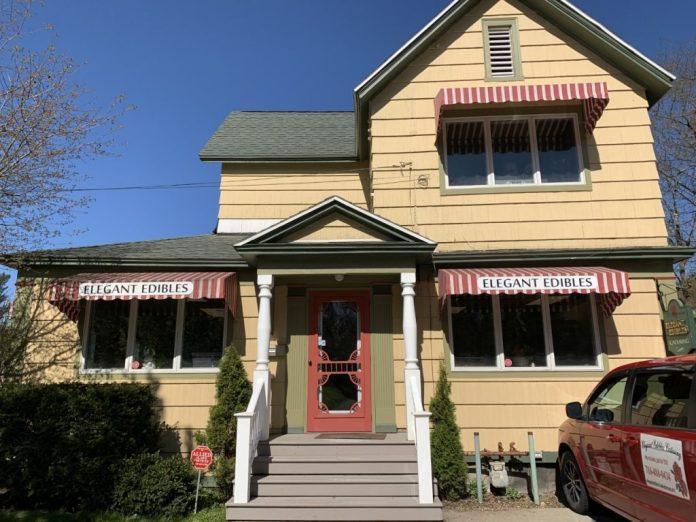 Elegant Edibles - 1101 North Main St. Jamestown