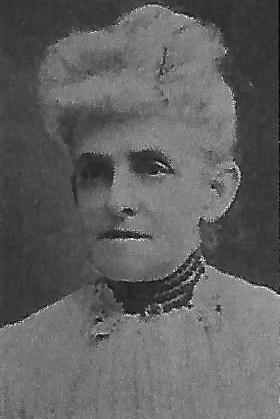 Elnora M. Babcock, Chautauqua County Political Equality Club president, 1891-1893