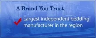 Jamestown Mattress Is The Largest Independent Manufacturer In Region