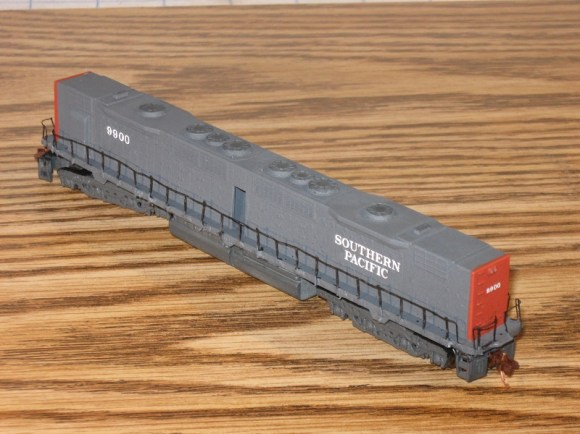 DD-35 SP Model (Tom Dennis)