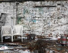 Lawn Chairs. Carteret, NJ 2009