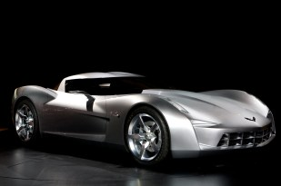 Corvette Concept Car. Chicago, IL 2009