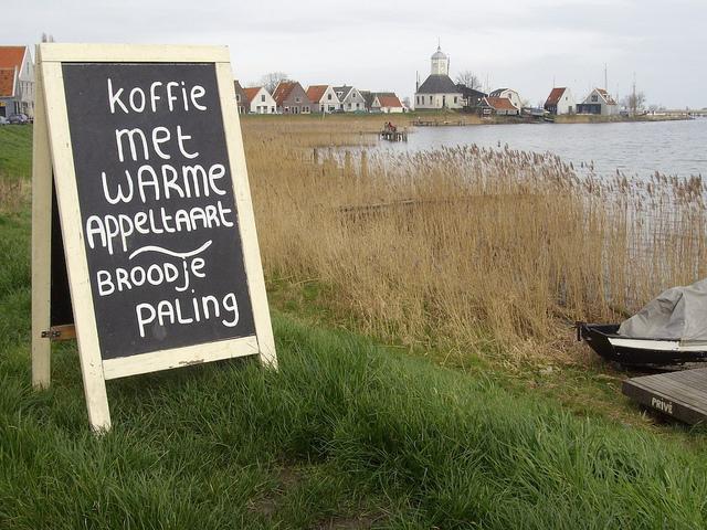 Marken . Netherlands