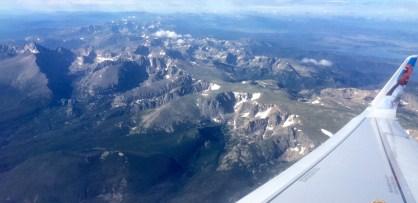 Long's Peak . Rocky Mountain Nat'l Park