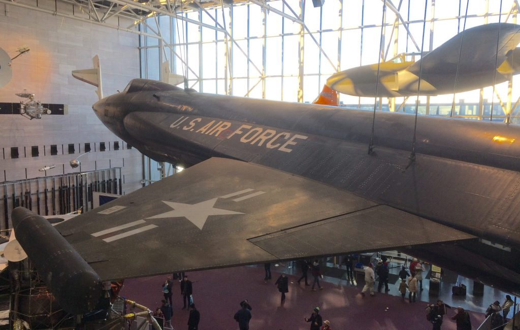Air and Space Museum . DC