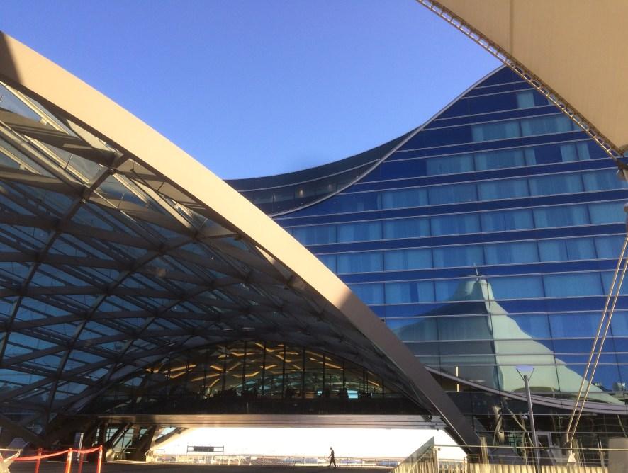 Westin Hotel . Denver Airport