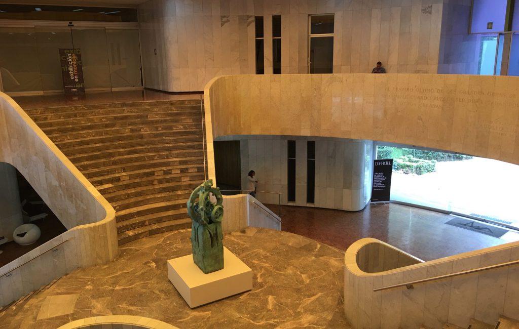 Museum of Modern Art . Mexico City