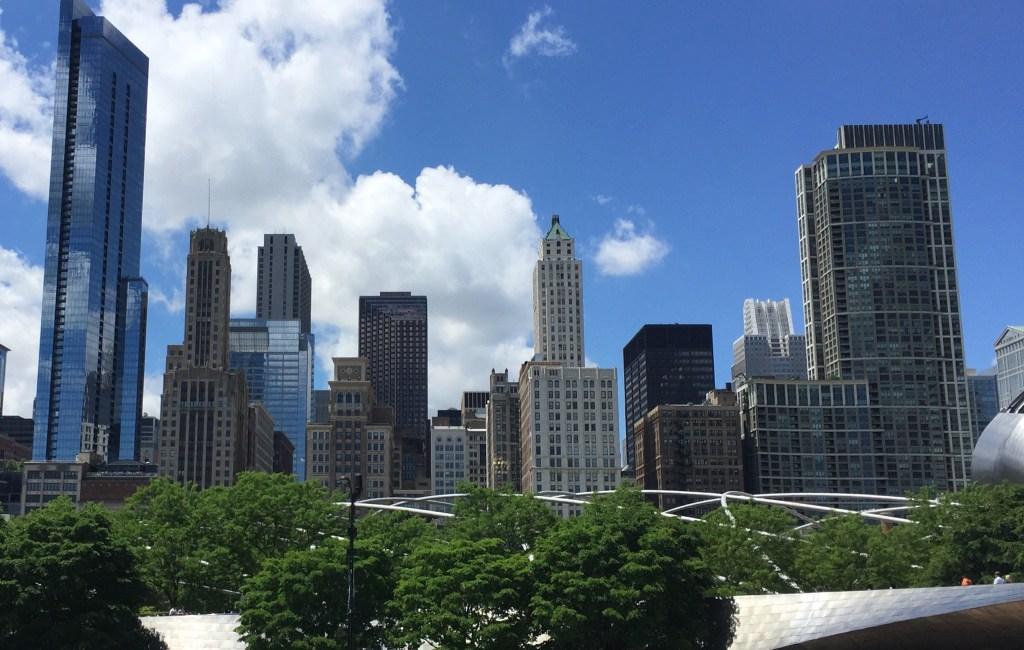 Millennium Park . Chicago