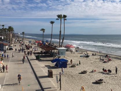 Oceanside . California