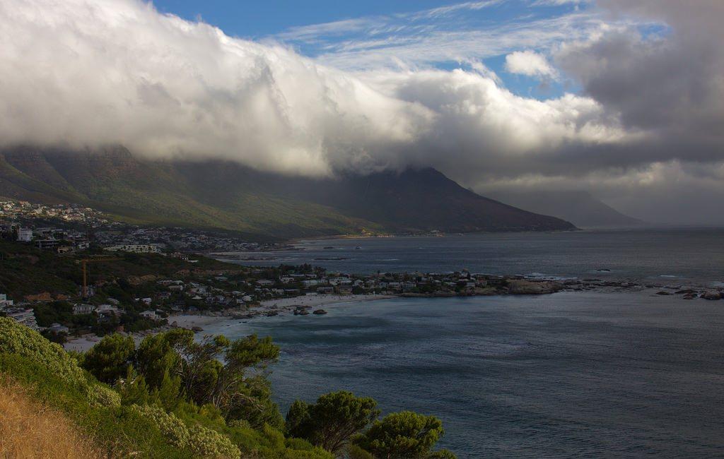 Table Mountain . Sea Point